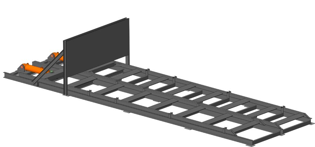 Модульный топливный склад