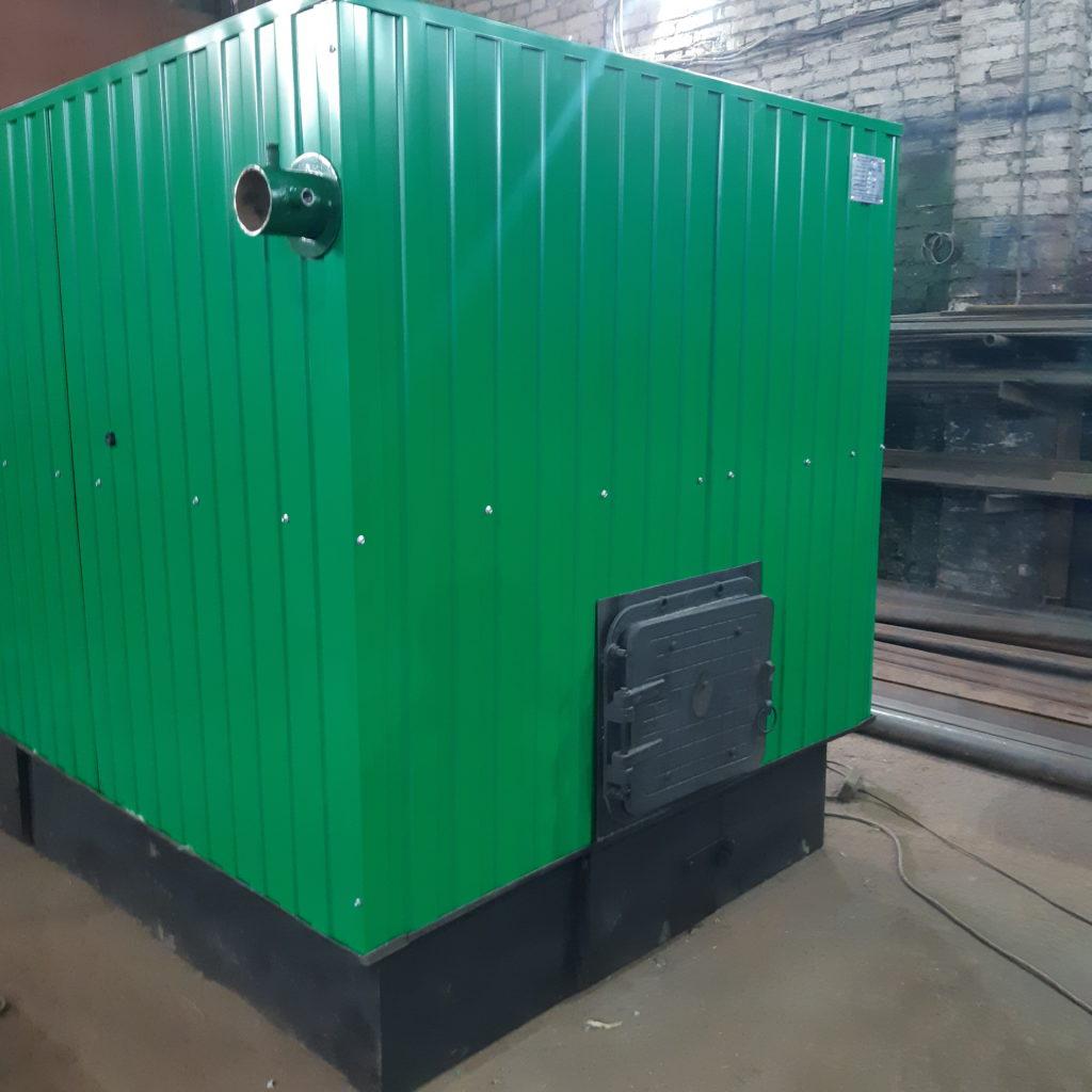 Отгрузка котла КВр - 0,6 МВт